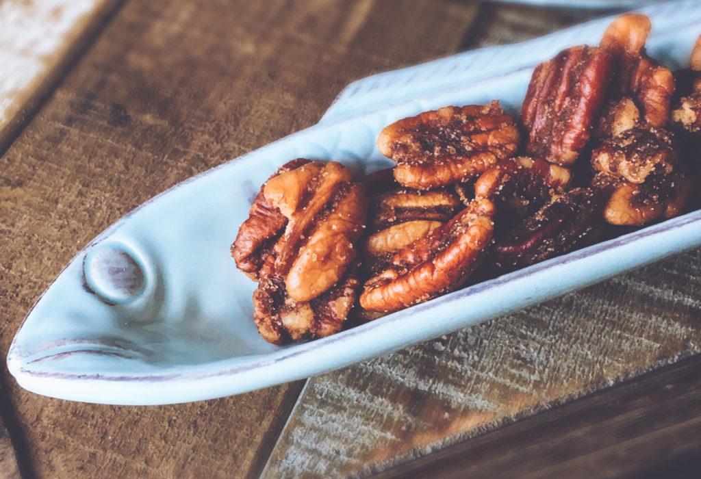 Creole Glazed Georgia Pecans