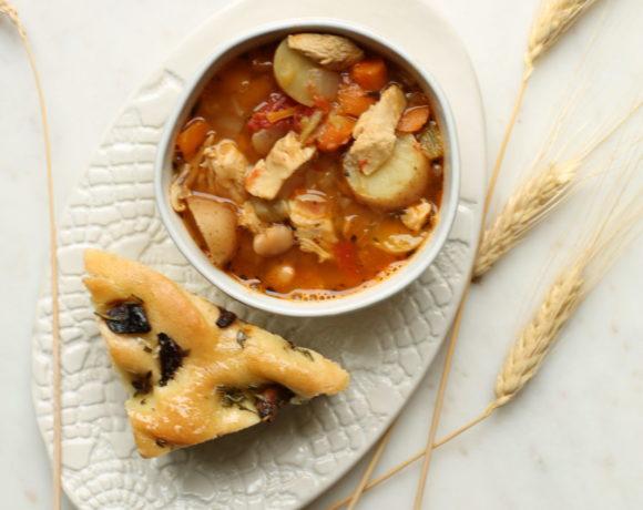 Rustic Chicken Stew