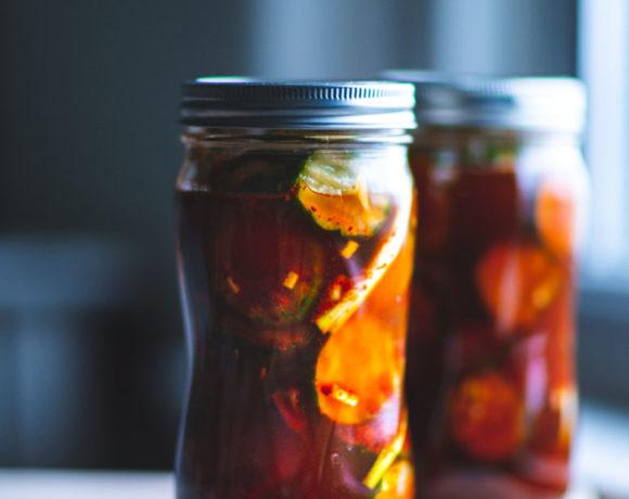 Kimchi Refrigerated Cukes